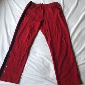 Men's polo sweat pants